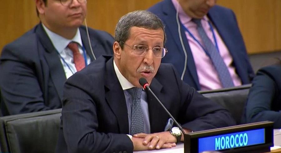 ONU: Omar Hilale élu président de la Première Commission de l'Assemblée générale