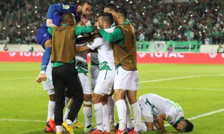 Coupe de la CAF : Le Raja Casablanca rejoint la JSK en finale