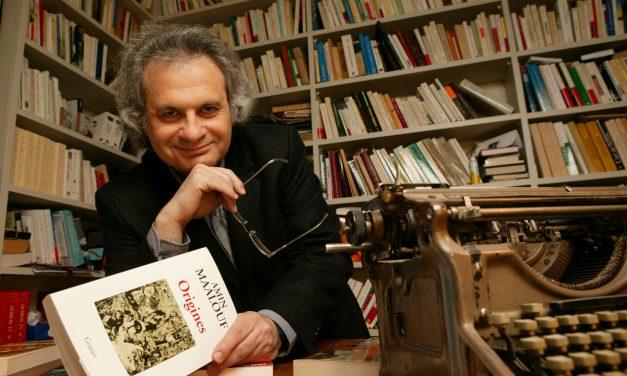Amin Maalouf lauréat du prix littéraire des ambassadeurs francophones