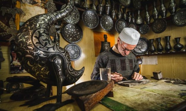Fès : 40.000 artisans exercent 23 activités d'art et de production