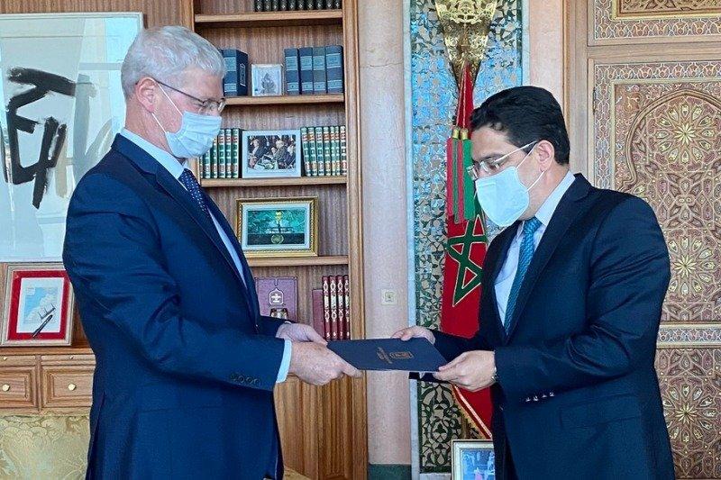 Nasser Bourita invité par Yair Lapid pour une visite officielle en Israël