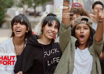 Cannes : Nabil Ayouch dévoile la bande annonce de son film « Haut et Fort »
