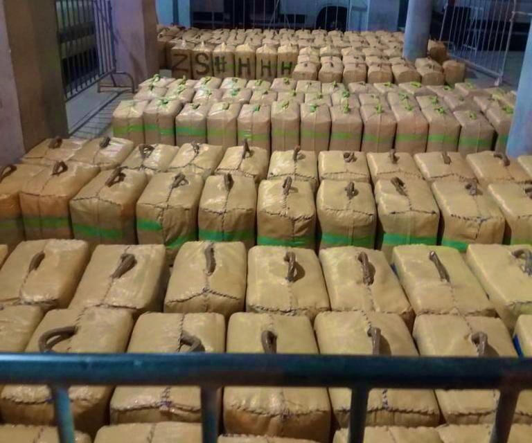 Casablanca-Bouznika : Plus de 5 tonnes de résine de cannabis saisies dans une opération antidrogue