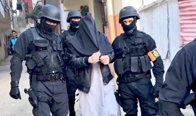 Arrestation en Grèce d'un Marocain affilié à Daech, en coordination avec les services sécuritaires marocains