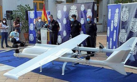 DES TRAFIQUANTS DE DROGUE S'AIDAIENT D'UN DRONE POUR DÉBARQUER LEUR CARGAISON ENTRE LE MAROC ET L'ESPAGNE