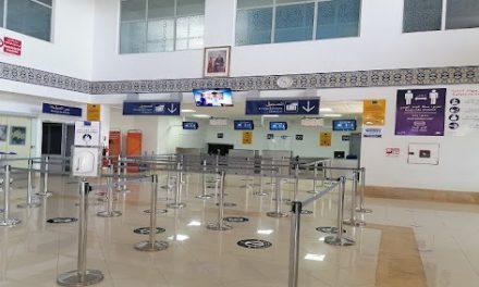 Aéroport Essaouira-Mogador : Chute de près de 92% du trafic aérien à fin JUIN