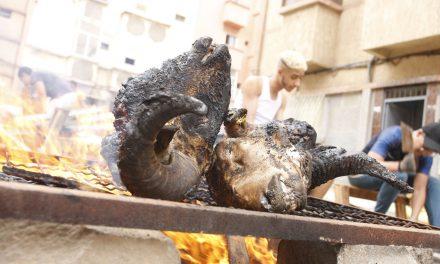 Tanger: Interdiction de la grillade des têtes de moutons dans les rues de la ville