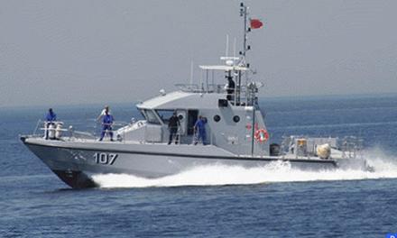 La Marine Royale assiste un plaisancier espagnol en difficulté en mer