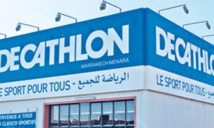 Casablanca: Decathlon la corniche Ain Diab ouvre ses portes