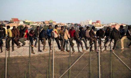 Plus de 200 migrants sont entrés dans l'enclave de Melilla
