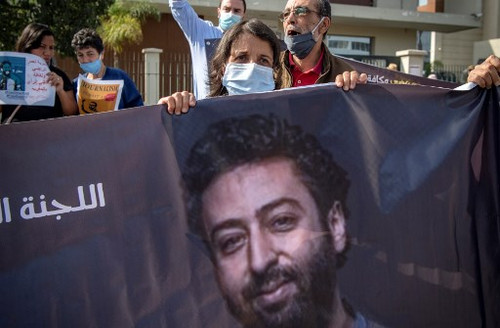 Le Journaliste Omar Radi, Condamné À 6 Ans De Prison Ferme