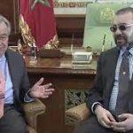 Le Secrétaire général de l'ONU félicite SM le Roi à l'occasion de la Fête du Trône