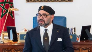 le Roi félicite le Président de Sao Tomé-et-Principe à l'occasion de la fête d'indépendance de son pays