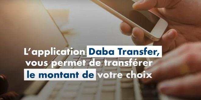 «DabaTransfer» application mobile marocaine pour le transfert d'argent depuis l'Europe