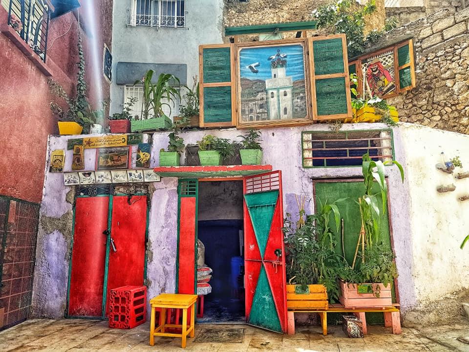 Les maisons troglodytes de Bhalil 5