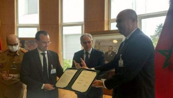 le Maroc et l'ISRAËL signent un accord de coopération en matière de cybersécurité