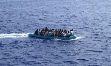 La Marine Royale porte assistance à 344 candidats à la migration irrégulière