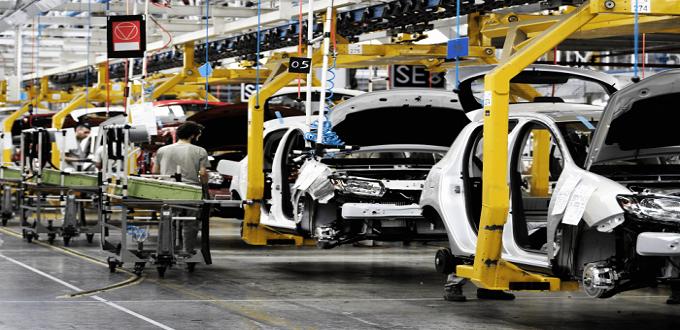 """le Maroc comme le hub automobile """"le plus compétitif"""" au monde"""