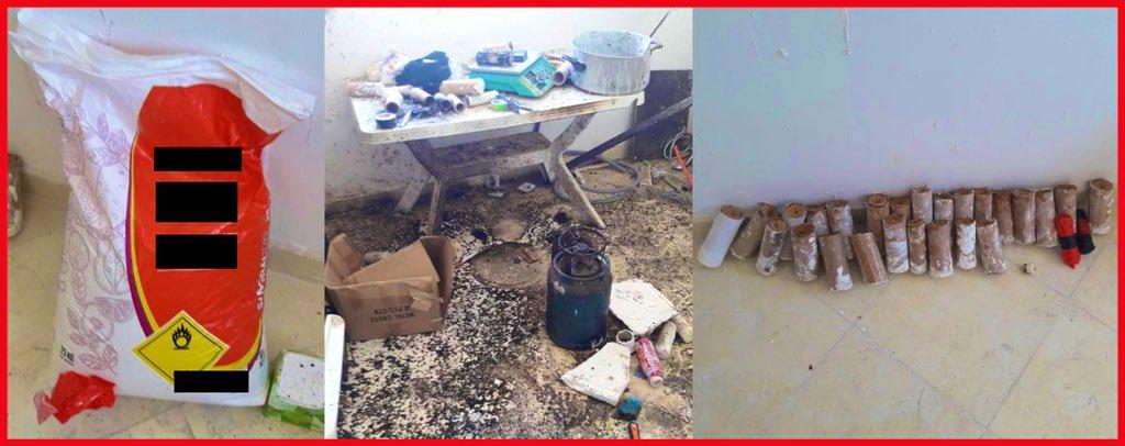 Casablanca : ouverture d'une enquête judiciaire contre trois individus pour possession de matières explosives