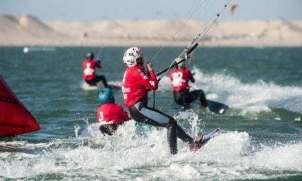 Coup d'envoi de la 6ème édition de « Dakhla Downwind Challenge »