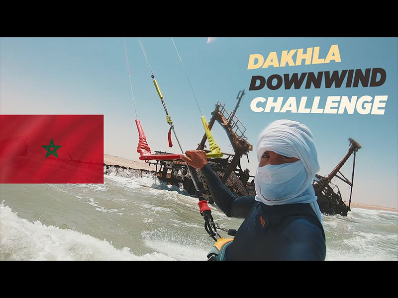 Coup d'envoi de la 6ème édition de « Dakhla Downwind Challenge » 2