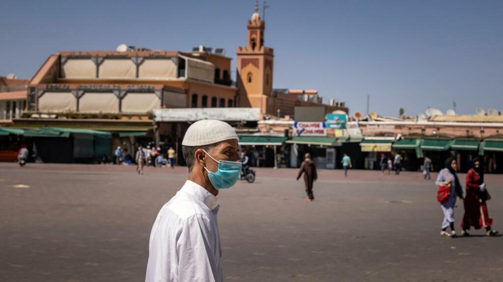 Covid-19 au Maroc : 8.760 nouveaux cas et 64 morts en 24H