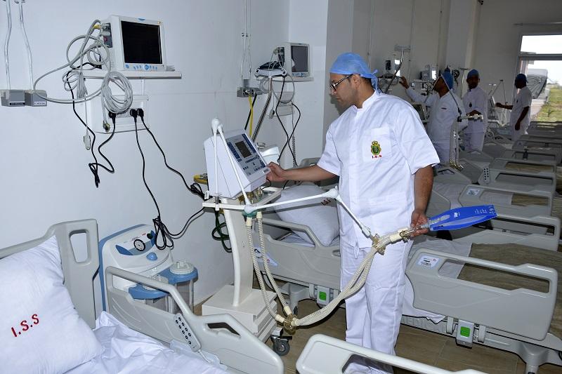 Covid-19: la DRS Marrakech-Safi dément le décès de patients par manque d'oxygène à Safi