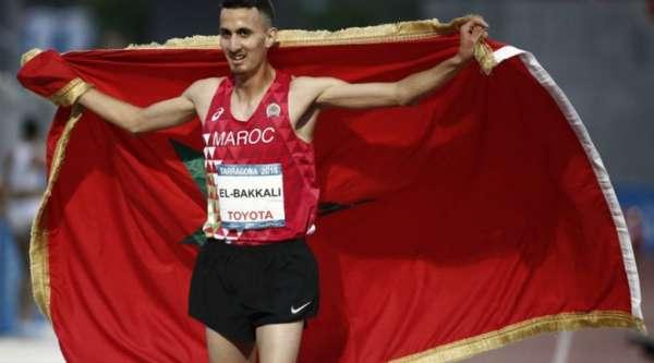 JO-2020/Athlétisme: Soufiane El Bakkali remporte la médaille d'or du 3.000 m