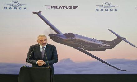 Pilatus/Sabca: Partenariat pour le montage à Casablanca des aérostructures de l'aéronef PC-12