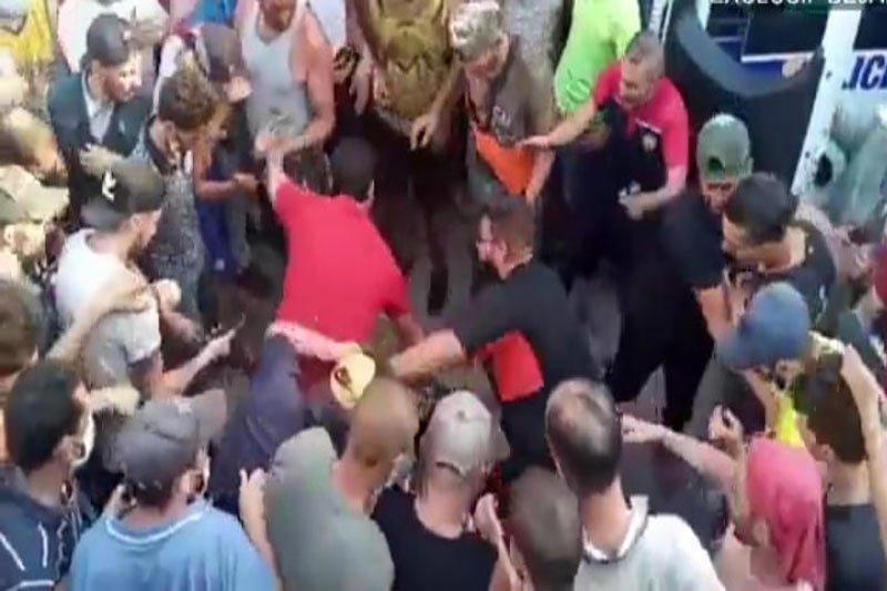 Algérie : un pyromane présumé lynché par une foule en colère 1