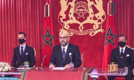 Élections et relations Maroc-Espagne au cœur du discours royal