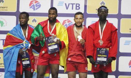 Championnat d'Afrique de Sambo: Le Maroc remporte le titre avec 13 médailles, dont 9 en or