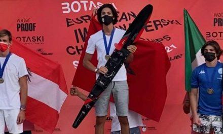 Ski nautique: Kamil Belmrah champion d'Europe et d'Afrique