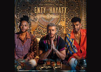 «Enty Hayaty»: le nouveau tube de Saad Lamjarred