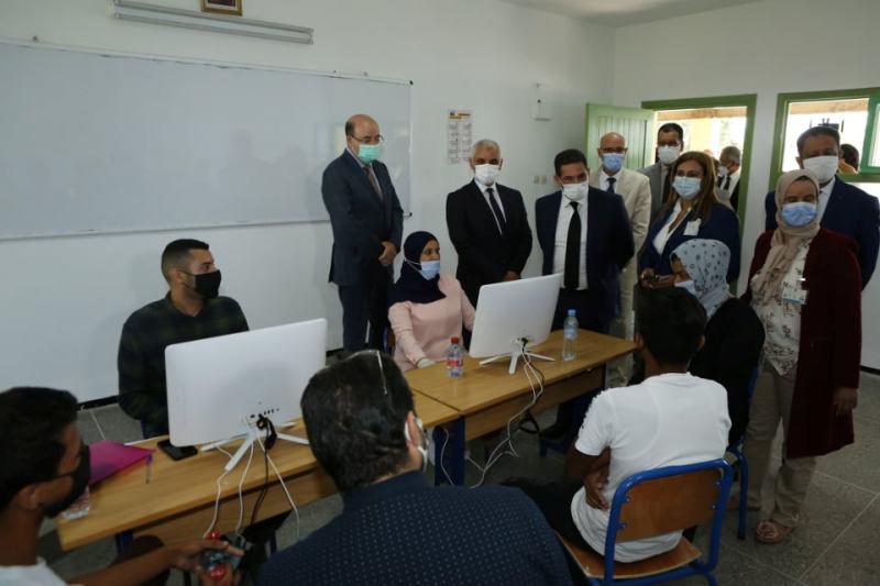 Démarrage de la campagne de vaccination des 12-17 ans au Maroc 1