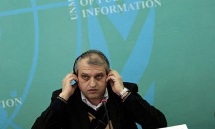 Alexander Ivanko nommé Représentant spécial du SG de l'ONU pour le Sahara et chef de la Minurso