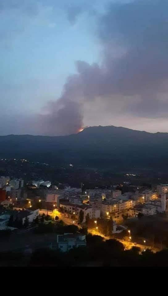 Chefchaouen : DEUX Canadairs mobilisés pour éteindre les feux de forêts 1