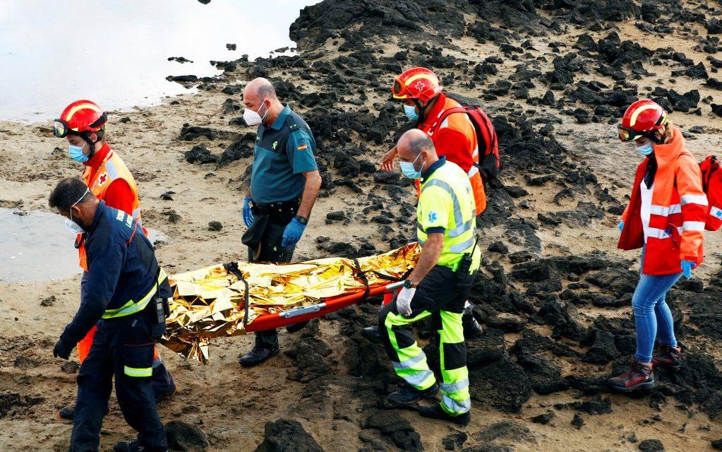 Dakhla-Canaries : 42 personnes meurent dans un naufrage, dont huit enfants