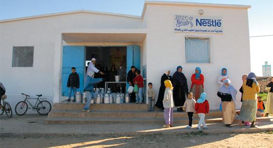 L'administration fiscale marocaine réclame un milliard de dirhams à Nestlé Maroc
