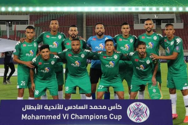 Le Raja de Casablanca remporte la Coupe Mohammed VI des clubs arabes champions