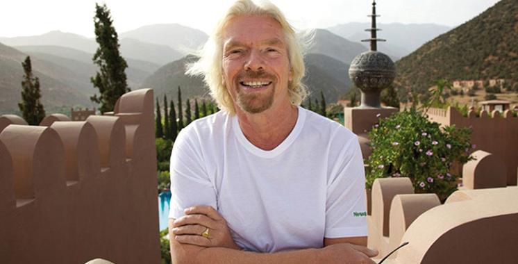 Richard Branson veut investir à Dakhla dans l'hôtellerie et le Kitesurf 1