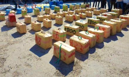 Agadir : Saisie de 2 tonnes de chira ET sept personnes interpellées