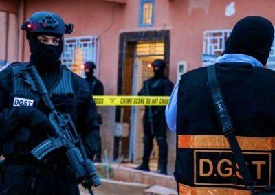 """Errachidia : démantèlement d'une cellule terroriste affiliée à """"Daech"""""""