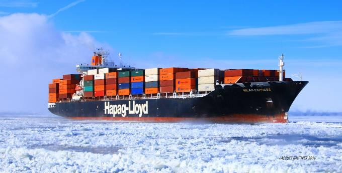 Le transporteur maritime Hapag-Lloyd S'INSTALLE AU MAROC