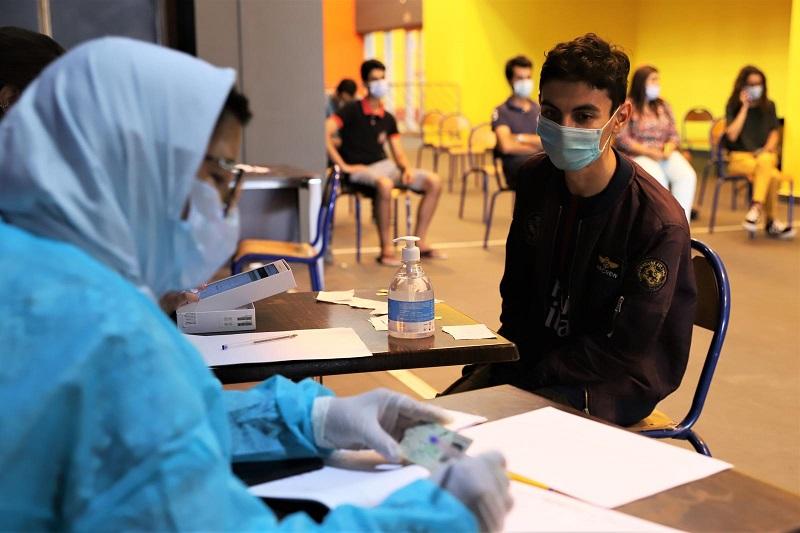 Casablanca: ouverture des centres de vaccination ce week-end pour les 12-17 ans