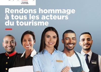 L'ONMT rend hommage aux acteurs du tourisme