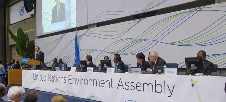 Le Maroc candidat à la présidence de la 6ème session de l'Assemblée des Nations unies pour l'environnement