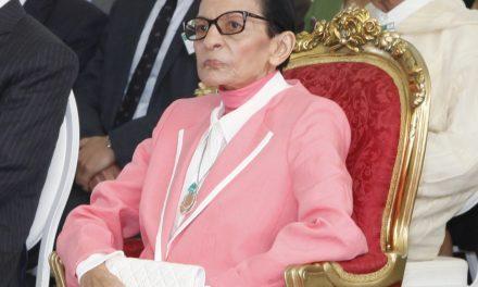 La princesse Lalla Malika, tante du roi Mohammed VI est décédée