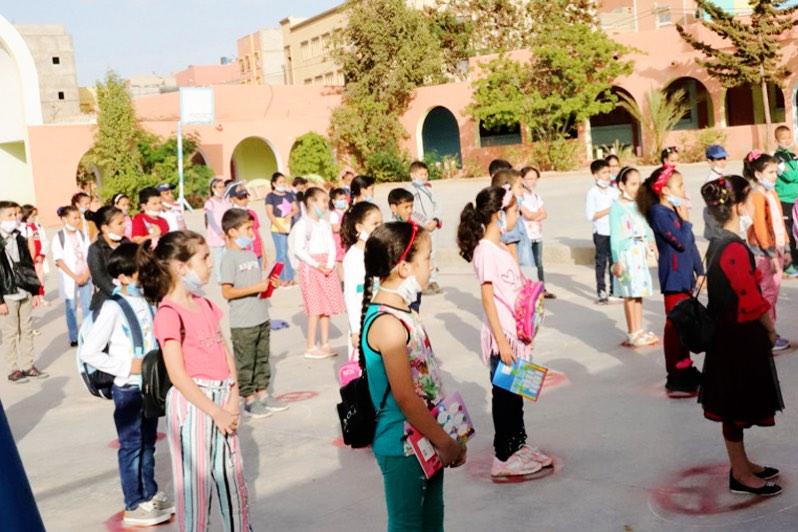 2021-2022 : la rentrée scolaire reportée au 1er octobre