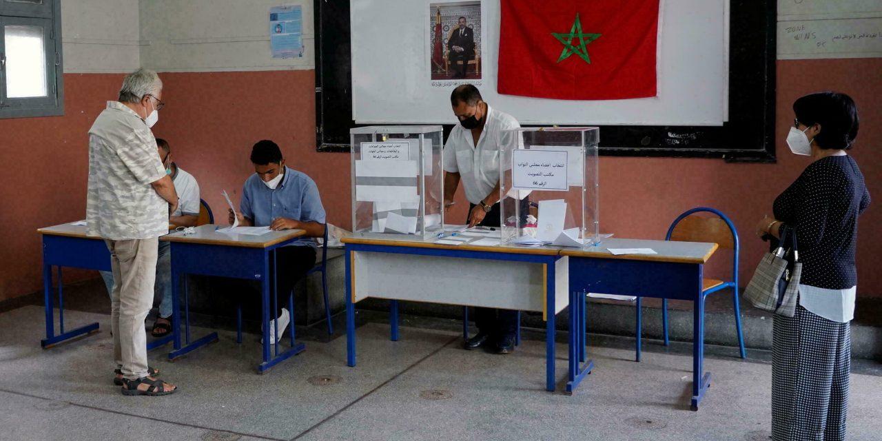 Élections 2021: La répartition provisoire des sièges (Ministère de l'Intérieur)